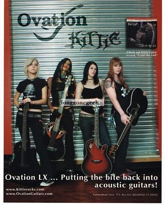 OVATION GUITAR AD Dave Nelson New Riders Purple Sage