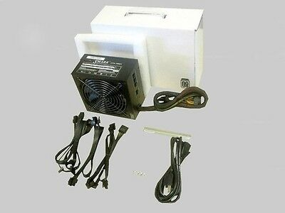 NEW Quiet 1000-Watt Modular ATX Power Supply SLI 140mm Fan SATA Intel AMD PC PSU