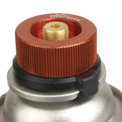 Adaptor Transfer Nozzle Connector Camping Gas Stove Portable Picnic Cooker