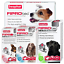 BEAPHAR-FIPROtec-SPOT-ON-CAT-DOG-FLEA-TICK-TREATMENT-Solution-S-M-L-XL-Fipronil thumbnail 1