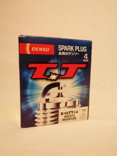 4x per candele densok 16tt-set TOYOTA COROLLA VERSO MOTORE 1.6 1.8 anno 2004-2009