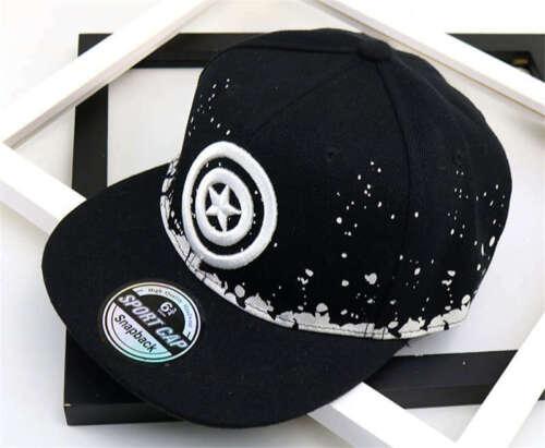20 Design Children Fashion Boys/&Girls Hat Hip Hop baseball Snapback Cap for Kids