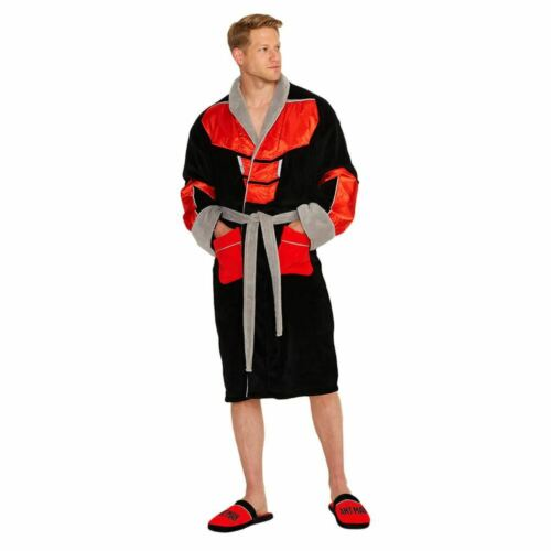 One Size Avengers Loungewear Marvel Ant-Man Adult Fleece Dressing Gown Robe