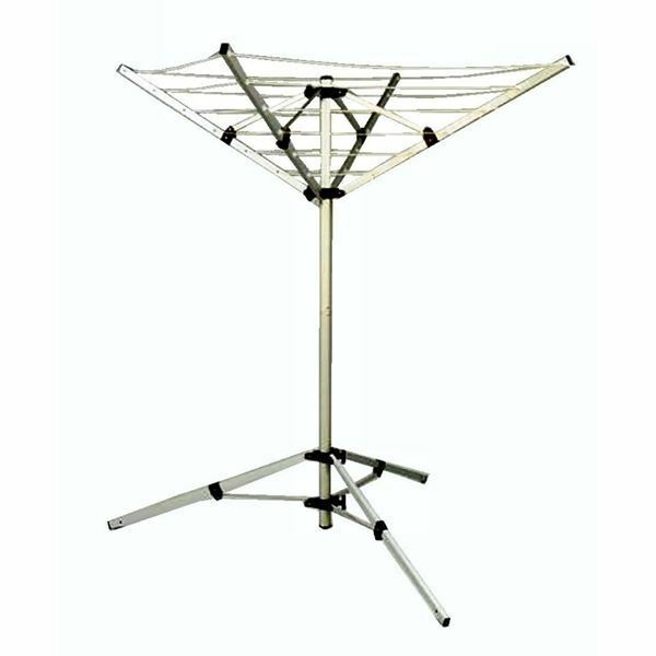 SunnCamp Rotary 4 Arm Washing Line Clothes Dryer