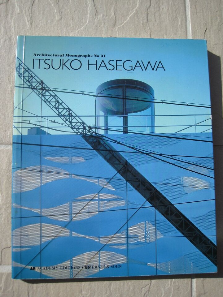 Architectural Monographs No 31, Itsuko Hasegawa, år 1993
