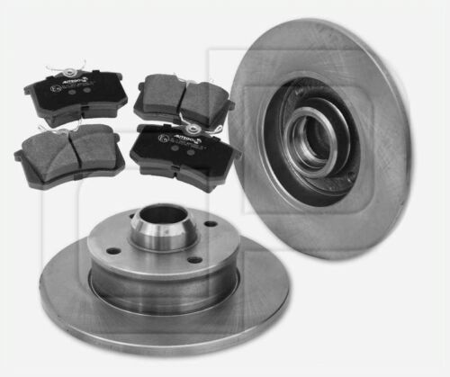 Bremsscheiben Bremsbeläge SEAT Ibiza II 1.8 i 16V 2.0 i 16V hinten 226 mm