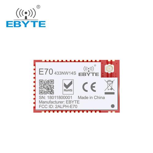 CC1310 14dBm 433mhz SMD Wireless Transceiver E70-433NW14S 433 mhz IPEX Module