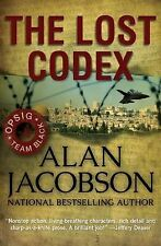 OPSIG Team Black: The Lost Codex 3 by Alan Jacobson (2015, Paperback)