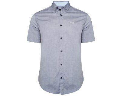 50408874 Hugo Boss Men`s Biadia/_R Short Sleeves Shirt