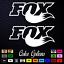 thumbnail 13 - FOX RACING Decal sticker vinyl MOTOCROSS KTM HONDA SUZUKI WINDOW DIRT BIKE 137