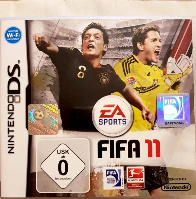 FIFA 11 (Nintendo DS, 2010)