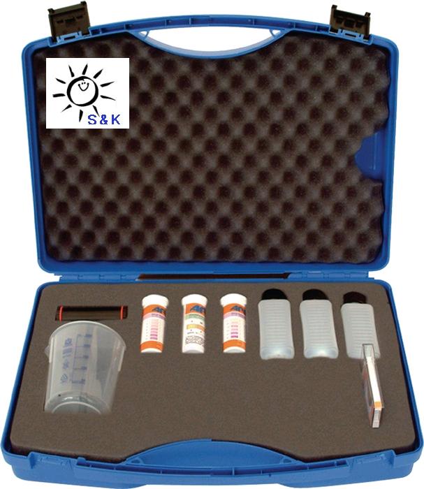 ARIANA Emulsionspflegekoffer nach TRGS 611 komplett zur Probeentnahme NEU