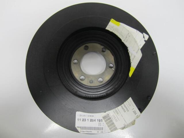 83 84 85 86 BMW 524td Belt Drive Vibration Damper Genuine NEW OEM 11231284195