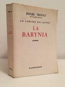 Henri Troyat La Luz Las Justes La Barynia Flammarion 1960 Pin Buen Estado