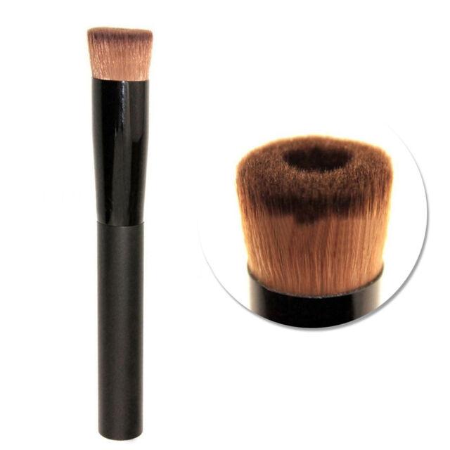 New Multipurpose Women Flat Face Blush Foundation Liquid Brush Makeup