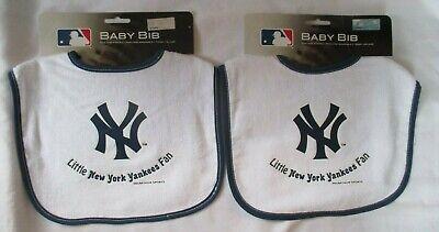 New York Yankees  BABY BIB 2