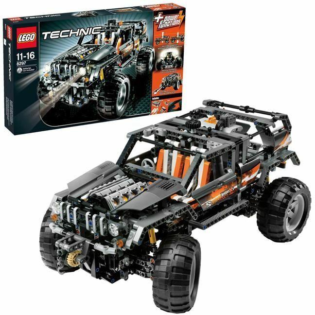 LEGO Technic Off-stradaer  2008 (8297)  il prezzo più basso