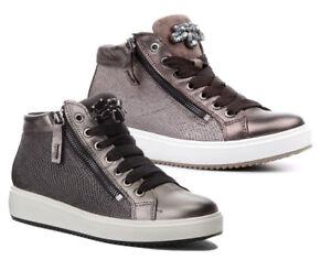 IGI-amp-CO-21546-scarpe-donna-sneakers-gioiello-zeppa-pelle-camoscio-tessuto-zip