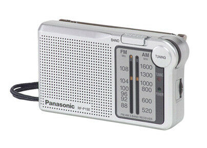 Radio portátil Panasonic RF-P150DEG-S digital
