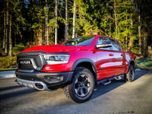 Fully Loaded 2019 Ram 1500 Rebel Crew Cab *No Accident*