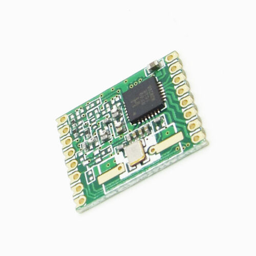 RFM69W Drahtlos Transceiver 433Mhz HopeRF RFM69W-433S2 AIP