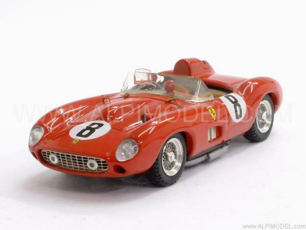 Ferrari 315 S Le Mans 1957 Lewis-Evans-strict 1 43 Art 176