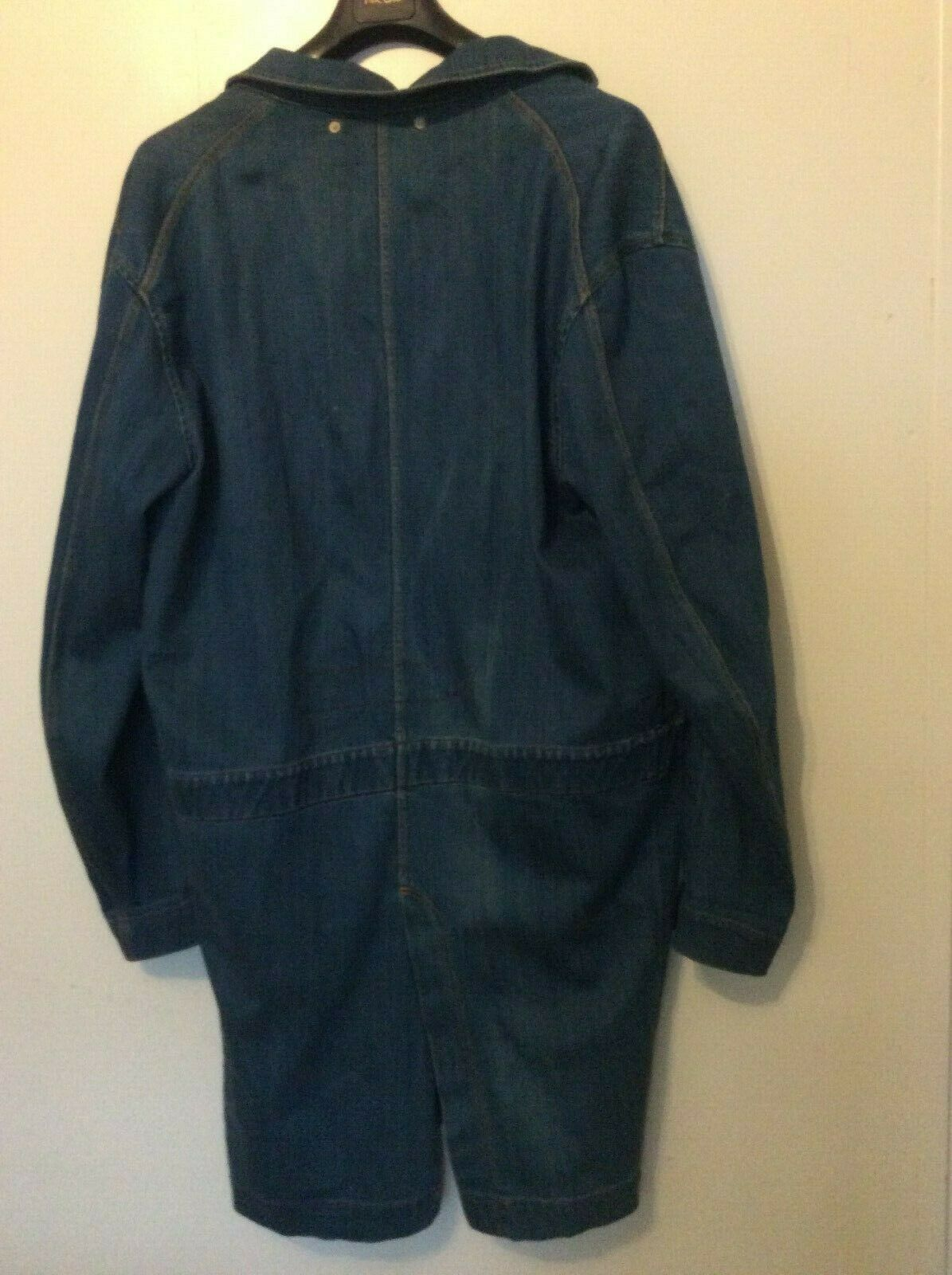 Levi's Red overcoat 01 SS late 1990s  - image 4