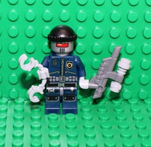 LEGO Lego The Movie Robo Swat Minifigure NEW!!!!!