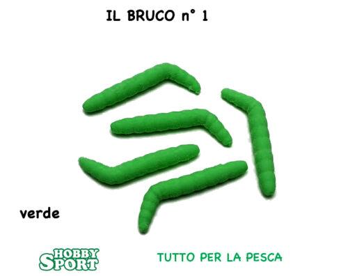 IL BRUCO  n 1 ESCA PER TROTA col SALE /& PEPE PESCA LAGO