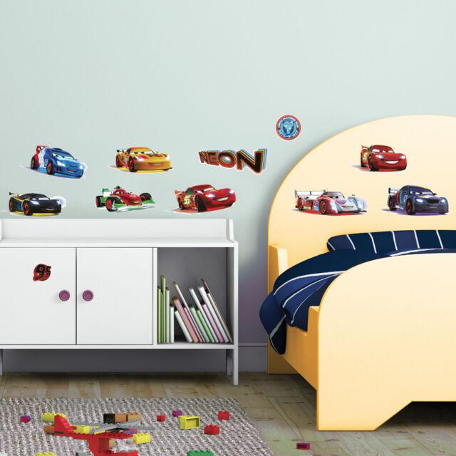 Disney Cars - Stickers Decorazione Murale Prefustellata Adesiva - WALLDYS33