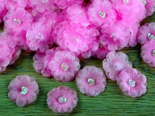 Beaded Daisy Flowers AG6-M
