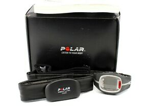 POLAR-RS300X-Sports-Watch-With-Wear-Link-Coded-Heart-Rate-Sensor-Monitor-Strap