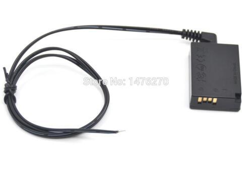 Acoplador DR-E17 DC LP-E17 Batería DC Cable Maniquí Para Canon EOS-M3 EOS-M5 M3 M5