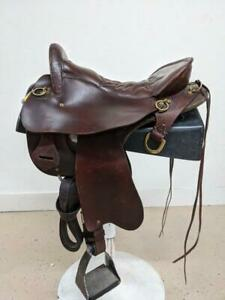 "16.5"" Used Tucker Western Endurance Saddle 444-2750"