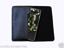 Premium Quality PU Leather Pouch Cover Case for Sony Xperia U - PB