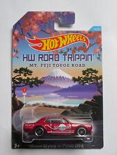 Hot Wheels 1:64 Road Trippin - Nissan Skyline H/T 2000 GT-X. Brand new