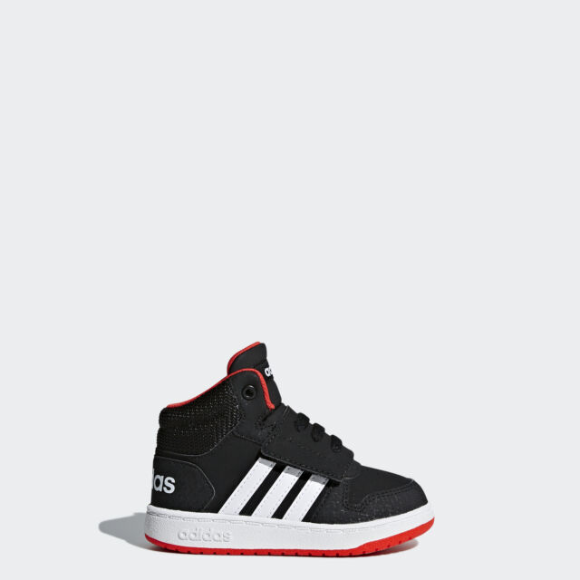 adidas Hoops 2.0 Mid Shoes Kids' for