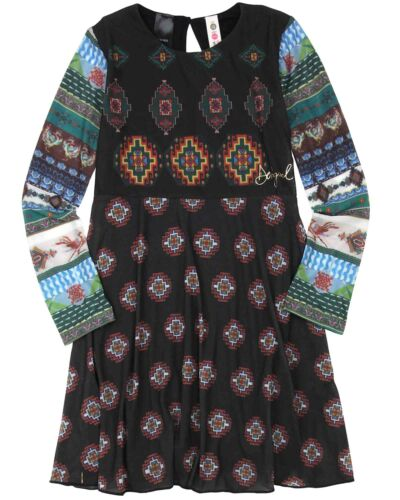 Desigual Girls/' Dress Pawpaw Sizes 5-14