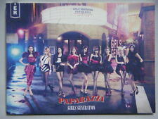 SNSD GIRLS' GENERATION PAPARAZZI Japan First Limited Edition