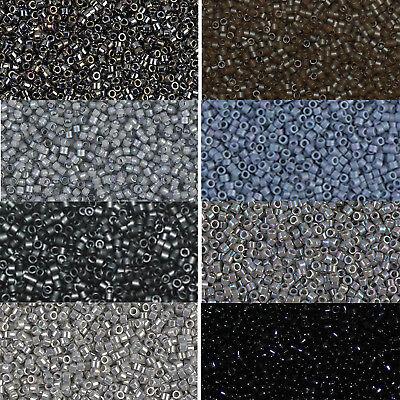 0243-0388 versch Miyuki Delica Beads rund 11//0 mm Farb Nr Farben a 5 Gramm+