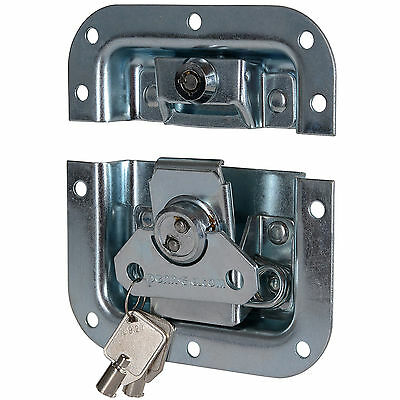 "Penn-Elcom L905/927Z Locking Butterfly Latch 4.125"" PennBrit"