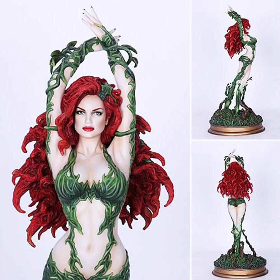 Poison Ivy Luis Royo version fantasi 1  6 Obästeämd Figur modellllerler hkonsts Kit