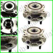 FRONT WHEEL HUB BEARING ASSEMBLY FOR 2006-2014 LEXUS GS250 AWD /4WD PAIR