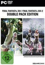 Final Fantasy 13/XIII & Final Fantasy 13-2/XIII - 2 Double Pack Edition para PC