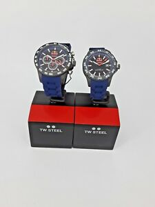 TW-Steel-RBH1-and-RBH2-2-Watches-Red-Bull-Holden-Father-Son-Special-RRP-378