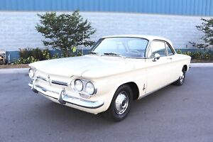 1962 Chevrolet Corvair Monza 900 AUTOMATIC Coupe | 100+ HD Pictures