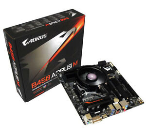 Amd Ryzen 3 2300x Gigabyte B450 Aorus M Motherboard Cpu Corsair 16gb 3000 Bundle Ebay