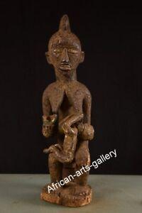 306-Vieux-Fecondite-Figurine-le-Yombe-Dr-Du-Congo-Congo-Afrique