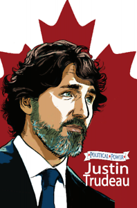 POLITICAL-POWER-JUSTIN-TRUDEAU-AOD-COLLECTABLES-EXCLUSIVE-COMIC-BOOK-2020