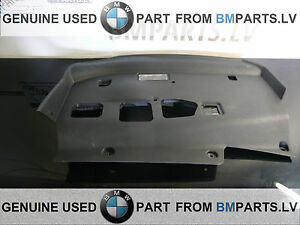 Details about GENUINE BMW E87 PASSENGERS FOOTWELL TRIM PANEL 51457123345  RHD CARS